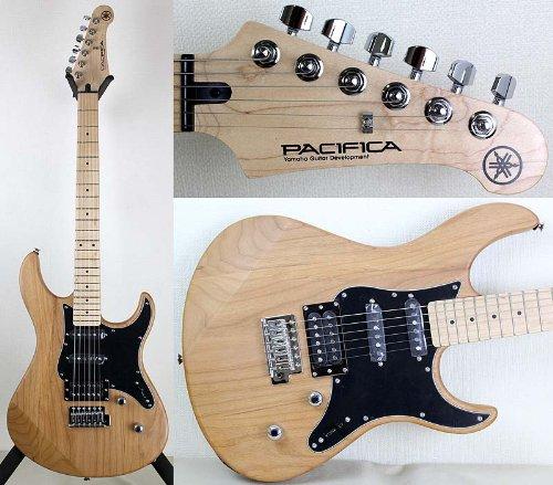 YAMAHA ヤマハ エレキギター PACIFICA112VMX YNS