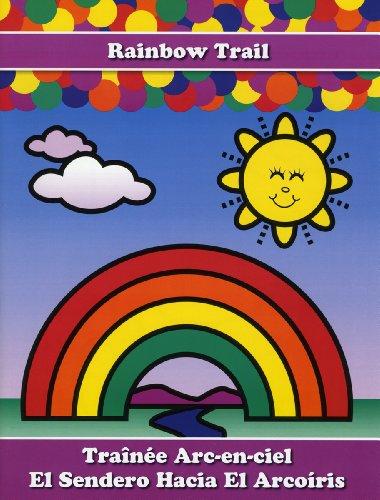 Rainbow Trail: Do-A-Dot Art! Creative Activity Book - 1