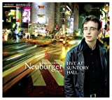 Jean-Frederic Neubuger / Live At SUNTORY HALL #2CD# [Import]