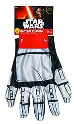 Star Wars: The Force Awakens Captain Phasma Adult Costume Gloves