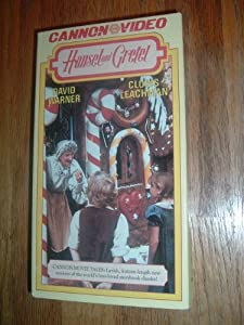 Amazon.com: Hansel and Gretel [VHS]: David Warner, Hugh ...