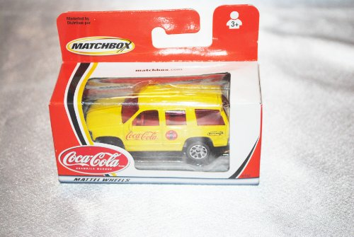Matchbox Coca-Cola 2002 Police Launch - 1