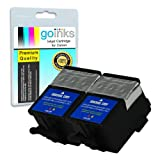 2 Colour Compatible Printer Ink Cartridges to replace Kodak 30C (XL) for Kodak ESP 1.2, 3.2, 3.2S, C110, C310, C315, Office 2170, 2170 & Hero 3.1, 5.1