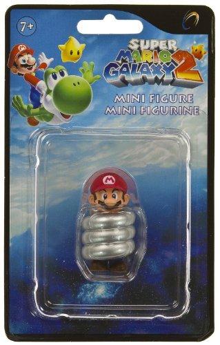 "Spring Mario (~1.75""): Super Mario Galaxy 2 Mini-Figurine Collection"
