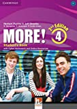 More! Level 4 Students Book with Cyber Homework and Online Resources