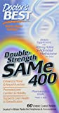 SAMe 400 Double Strength 60 tab