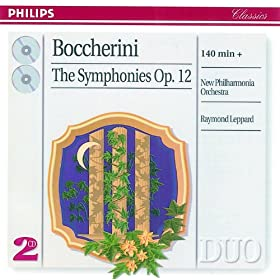 Boccherini: The 6 Symphonies, Op.12 (2 CDs)