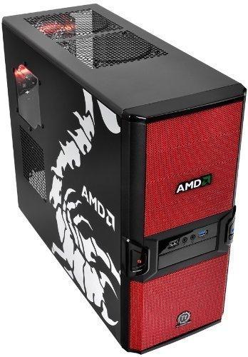 Eight Core Desktop Computer AMD FX 8350 4.0Ghz 16Gb DDR3 RAM 2Tb HDD Windows 8.1 64 Bit DVI HDMI