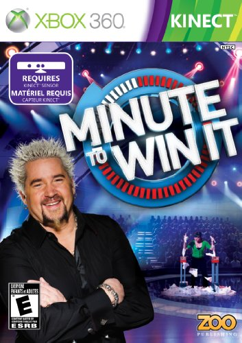 Minute to Win It (Kinect) - Xbox 360 (Win Peaks compare prices)