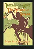 Image of TARZAN OF THE APES - and - THE RETURN OF TARZAN