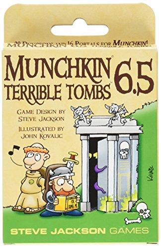 munchkin-65-terrible-tombs