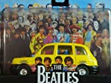 "Corgi - ThE BeAtLeS ""Sgt. Peppers"" Album Theme Austin Taxi Detailed Diecast 1:50 Scale Collector"