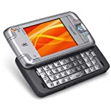 E-ten Glofiish M700 PDA Phone GPS WM6 avec clavier coulissant AZERTY Silverpar E-ten