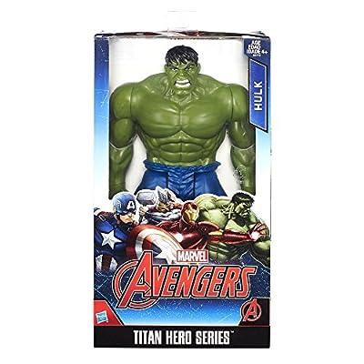 Marvel Titan Hero Series Hulk from Hasbro