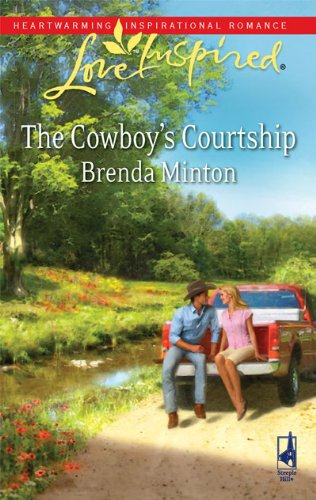 Image of The Cowboy's Courtship (Love Inspired)