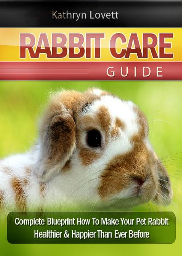 The Rabbit Care Guide | Secrets You Should Know Before Adopting A Rabbit Including Types of Rabbits, Training Rabbits, Rabbit Shelter, Rabbit Illnesses and Rabbit Facts for Kids