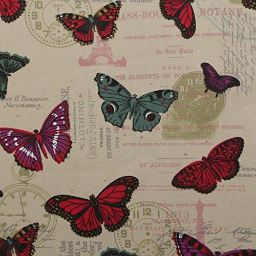 mariposa-torre-eiffel-script-100-pesado-algodon-panama-cortina-para-ninos-impreso-cojin-tela-de-tapi