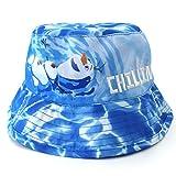 Frozen Olaf Toddler Boys Blue Bucket Hat