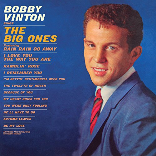 Bobby Vinton - Bobby Vinton Sings The Big Ones - Zortam Music