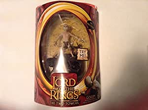 The Lord Of The Rings Lord of the Rings Two Towers Action Figure Gollum