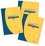 img - for Saxon Math 5/4 Homeschool: Complete Kit 3rd Edition book / textbook / text book