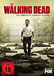 The Walking Dead - Die komplette sechste Staffel [6 DVDs]