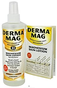 DermaMag Magnesium Oil 8 Ounces