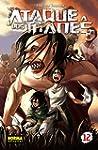 Ataque A Los Titanes 12 (Manga - Ataq...