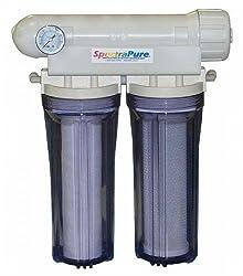 SpectraPure Line Pressure Reverse Osmosis (RO) Three-Stage MaxPure MPRO 60 GP...