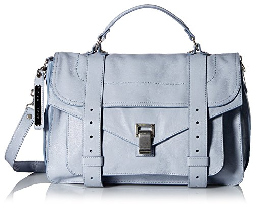 Proenza-Schouler-Womens-Medium-Ps1-Shoulder-Bag-Polar-Blue