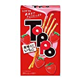 ロッテ トッポ<恋味いちご> 2袋×10個