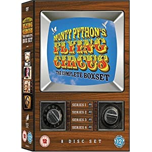 Monty Python's Flying Circus - The Complete Boxset [Import anglais]