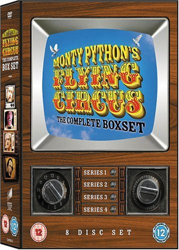 Monty Python's Flying Circus – The Complete Boxset