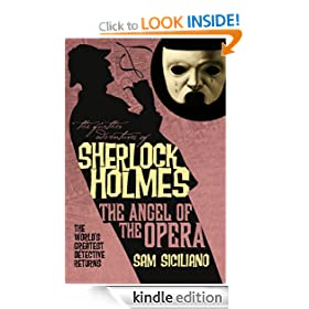Sherlock Holmes: The Angel of the Opera (Further Adventures of Sherlock Holmes)