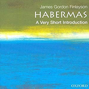 Habermas: A Very Short Introduction Audiobook