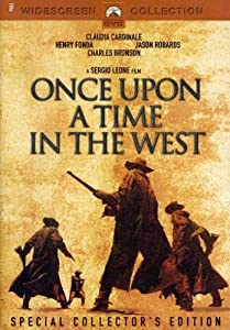 "Cover of ""Once Upon a Time in the West"""