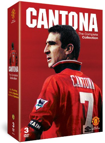 Eric Cantona -  The Complete Collection [DVD]