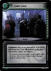 Star Trek Ccg 2e Se Second Edition Labor Camp 1u93