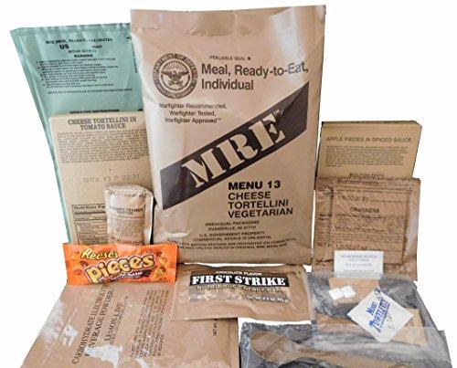 mres meals ready to eat genuine u s military surplus 1. Black Bedroom Furniture Sets. Home Design Ideas