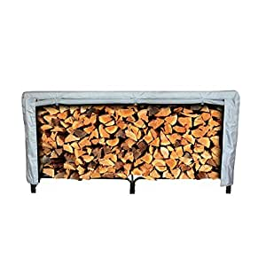 Leader Accessories 8 Feet Firewood Rack 100%