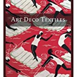 Art Deco Textiles (Paperback)