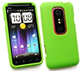 FLASH SUPERSTORE HTC EVO 3D SILICON CASE/COVER/SKIN GREEN