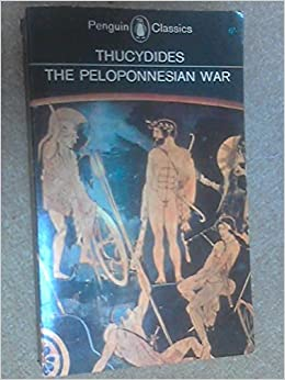 a review of the book the history of the peloponnesian war Editor's note: victor davis hanson's latest book, a war like no  history  pericles outlines the limitations of the peloponnesian adversaries.
