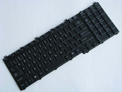 Brand New Replacement Keyboard ( Black ) For Toshiba Satellite L505-Gs5037 Laptop / Notebook Pc Computer [ Merchant & Seller: Micro_Power_Source ( Mps ) ]
