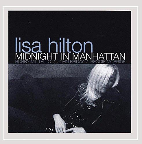 Lisa Hilton - Midnight in Manhattan - Zortam Music
