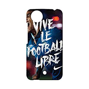 G-STAR Designer Printed Back case cover for Micromax A1 (AQ4502) - G2332