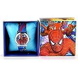 SPIDERMAN Wrist Watch Boxed Boys Kids birthday present gift