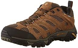 Merrell Men\'s Moab Ventilator Hiking Shoe,Earth,10 M US