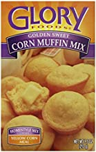 Glory Foods Golden Corn Muffin Mix 75 Ounce Pack of 24