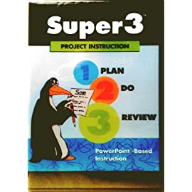 Super3 Project Instruction DVD